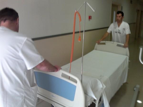 celadores hospital