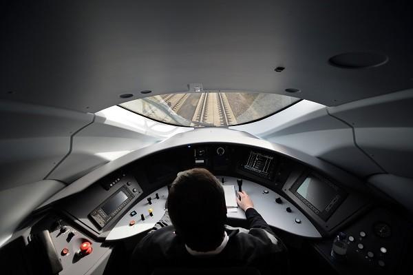 conductor tren