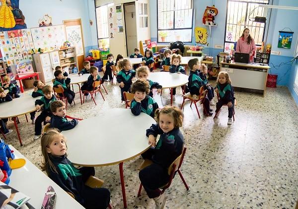 educadora infantil