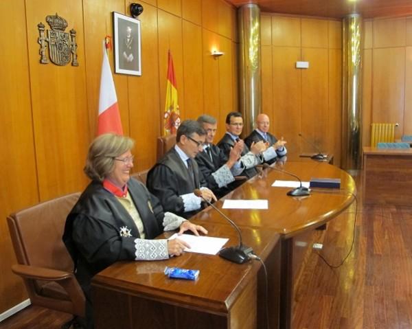 secretario judicial