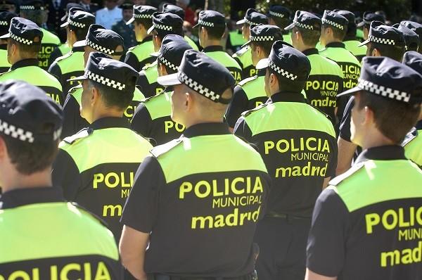 requisitos policia local