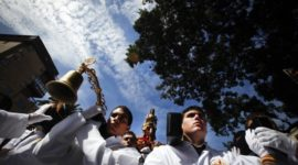 Requisitos para ser portador del Santo en Semana Santa 2017