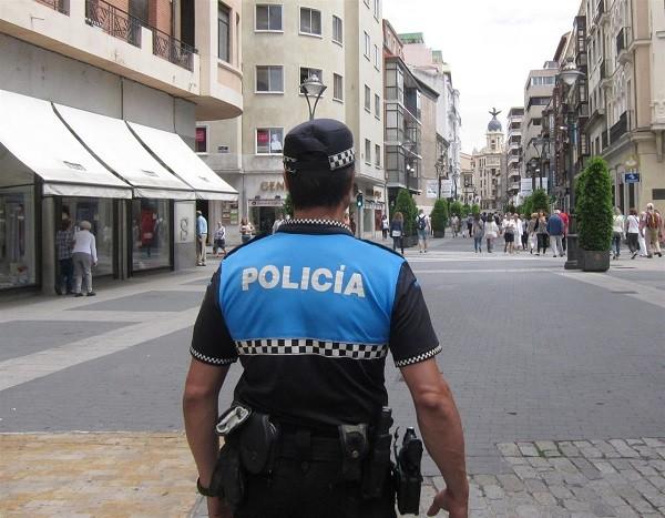 examen policia local