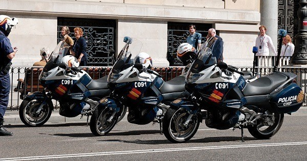 policia nacional escala ejecutiva