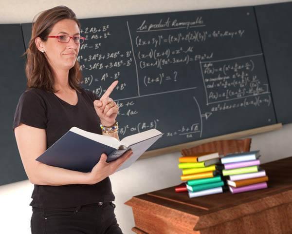 Pasos para ser profesor