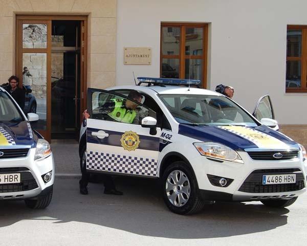 Pruebas oposiciones Policia Local