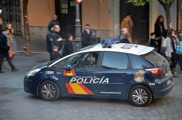 Coches policia nacional
