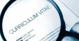 Modelo de Curriculum Vitae: cómo hacer un buen currículum