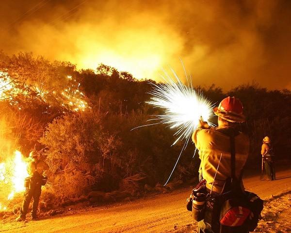 curso bombero forestal