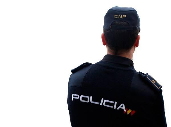 policia nacional 2016