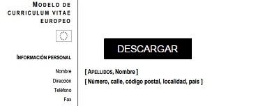 descargar-plantillas-curriculum-europass-espanol-castellano