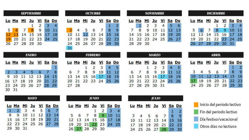 calendario-escolar-en-madrid