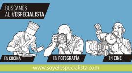 2.000 euros para el mejor especialista en cocina, fotografíao vídeo