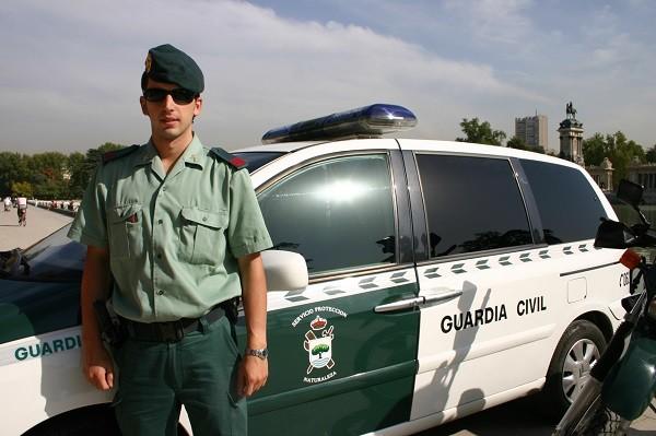 como-son-las-pruebas-fisicas-guardia-civil-coche