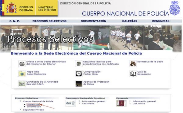 echar-instancia-policia-nacional-proceso-selectivo