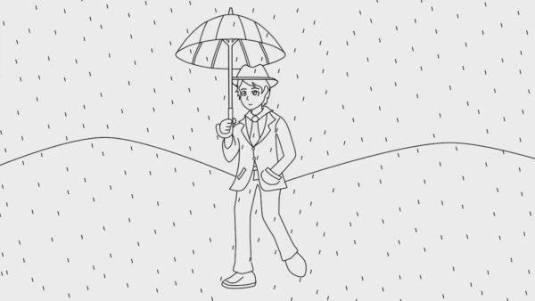 Consejos Para El Hombre Bajo La Lluvia 2019 Cursosmasters