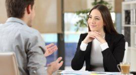 El lenguaje corporal en una entrevista de trabajo: 10 consejos