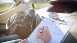 Ejemplos de test de conducir para prepararte el carnet 2019