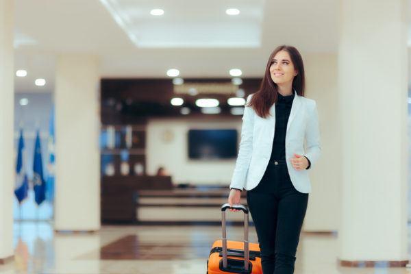 Turista y trabajo