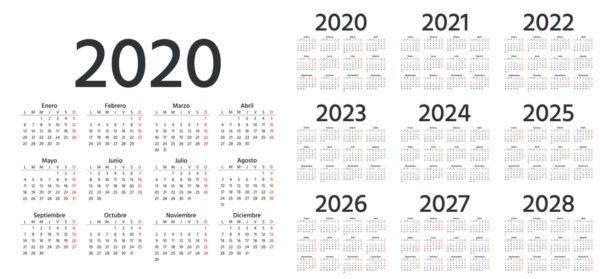 Calendradio 2020 2021
