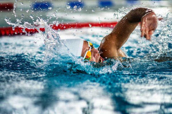 Las pruebas fisicas de la guardia civil como son prueba de natacion
