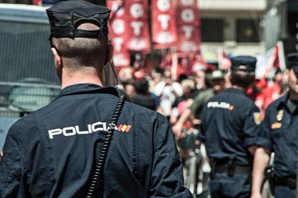 Las pruebas fisicas de la policia nacional 2021 como
